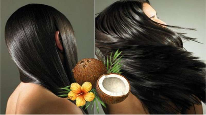 Aceite de coco para el cabello - 2