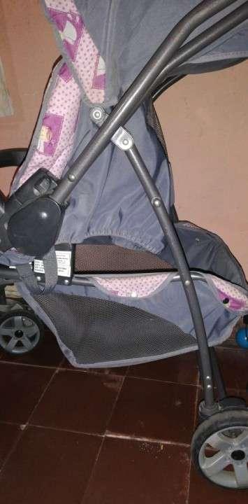 Carrito y Baby seat Burigotto - 1