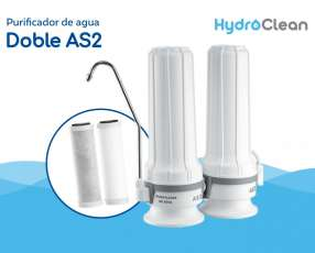 Purificador para agua AS2