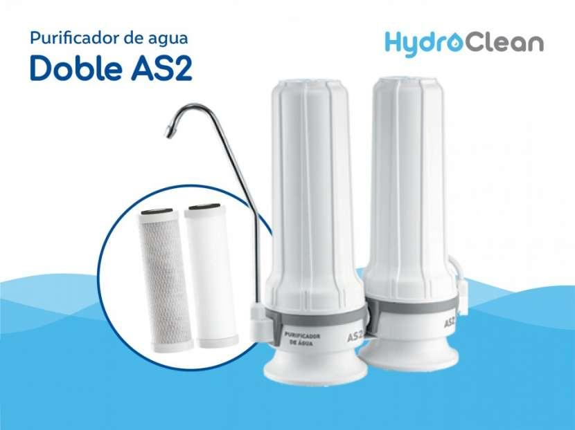 Purificador para agua AS2 - 0