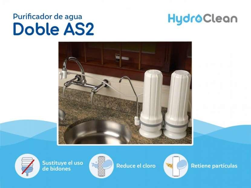 Purificador para agua AS2 - 1