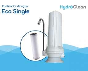 Purificador para agua eco single