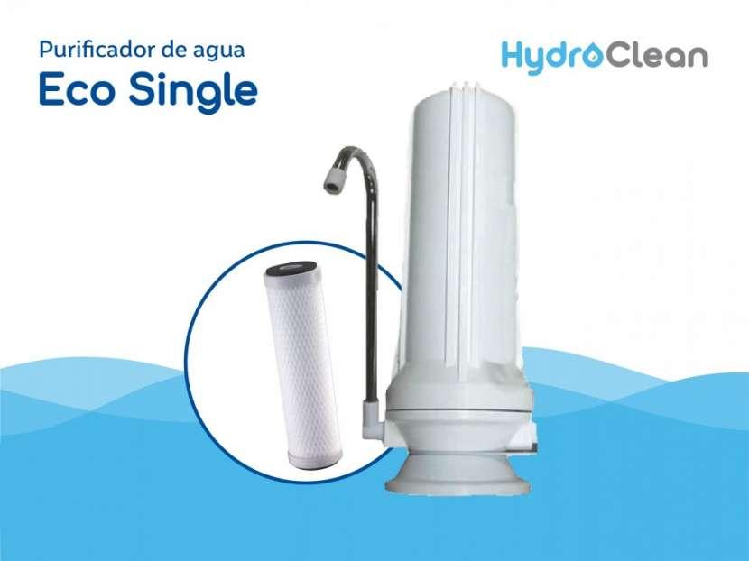 Purificador para agua eco single - 0