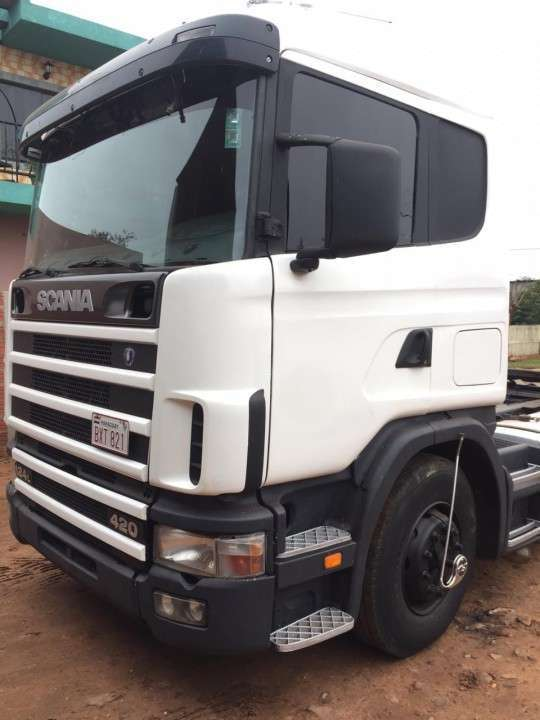 Scania 124 - 420 - 3