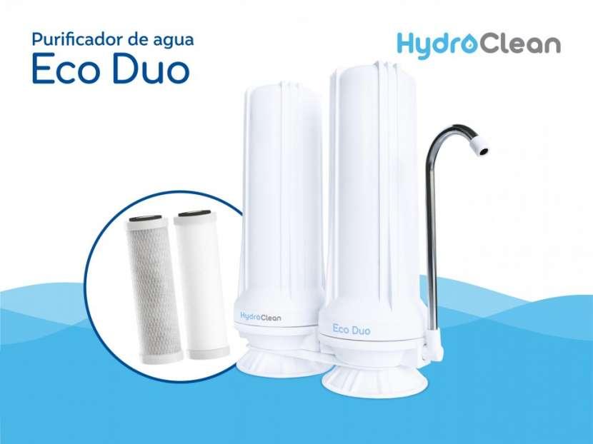 Purificador para agua eco duo - 0