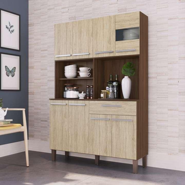 Mueble de cocina cacao - 0
