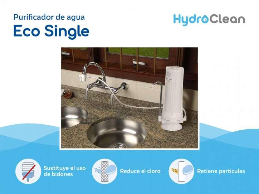 Purificador para agua eco single - 1
