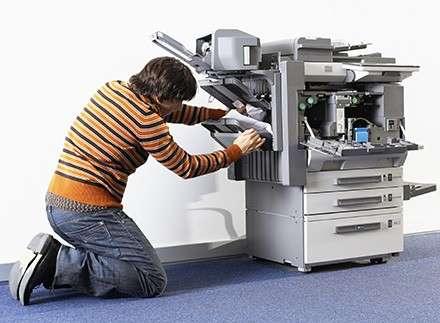 Servicio técnico de fotocopiadoras y PC - 0