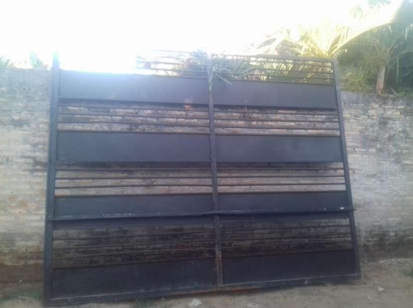 Portón corredizo - 3