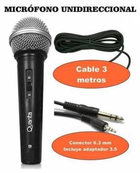 Micrófono Quanta TMIC100