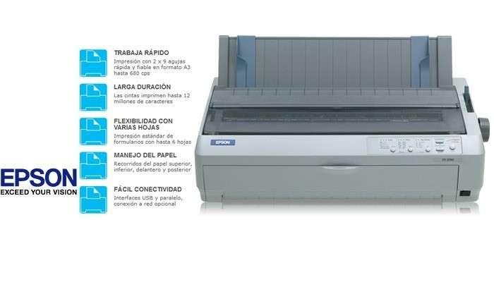 Impresora Epson FX-2190 - 0