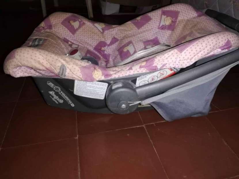 Carrito y Baby seat Burigotto - 3