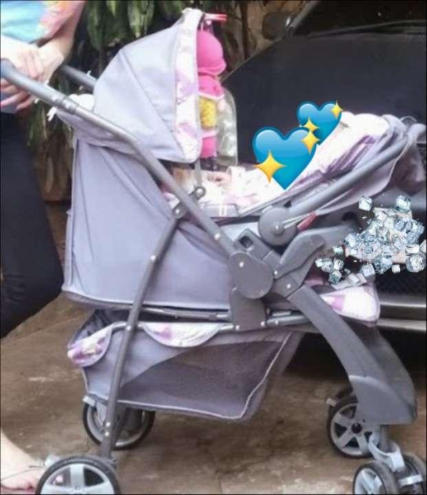 Carrito y Baby seat Burigotto - 5