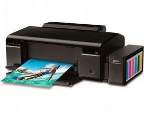 Impresora Epson L805 fotográfica/cd wifi