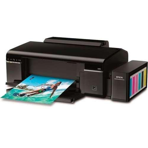 Impresora Epson L805 fotográfica/cd wifi - 0
