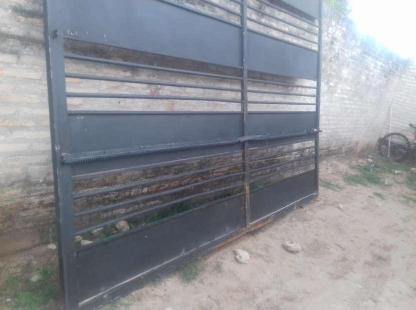 Portón corredizo - 2