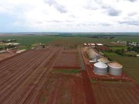 Terrenos industriales en Katuete 2000 m2 - 2