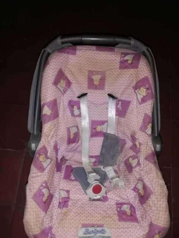 Carrito y Baby seat Burigotto - 4