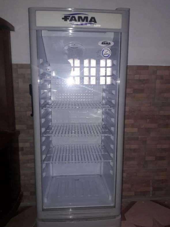 Congelador de 2 puertas y visicooler Fama - 4