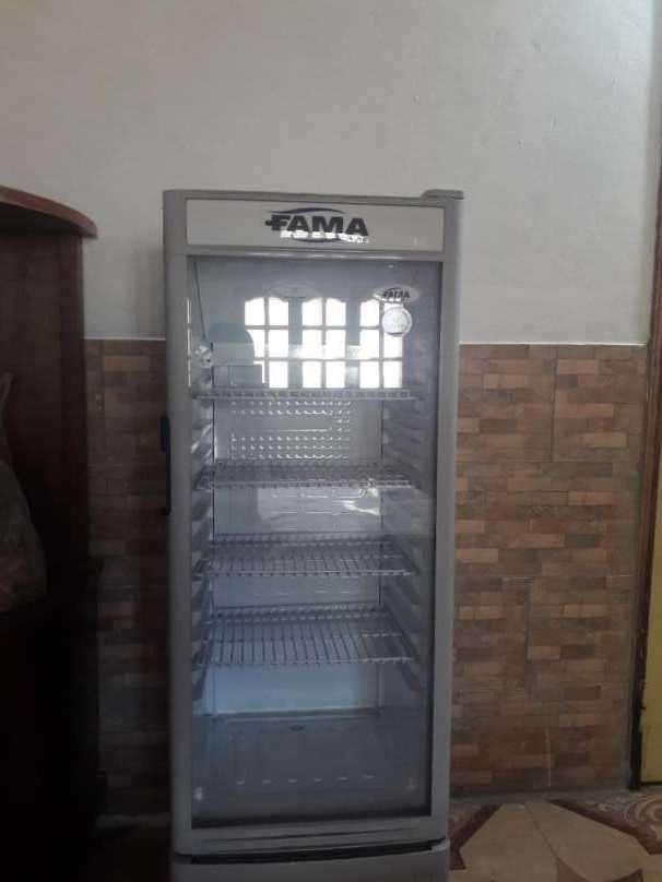 Congelador de 2 puertas y visicooler Fama - 5