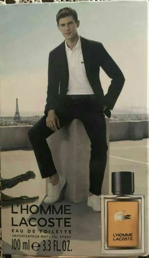 Perfume You Armani 100 ml y L'Homme Lacoste 100 ml - 1