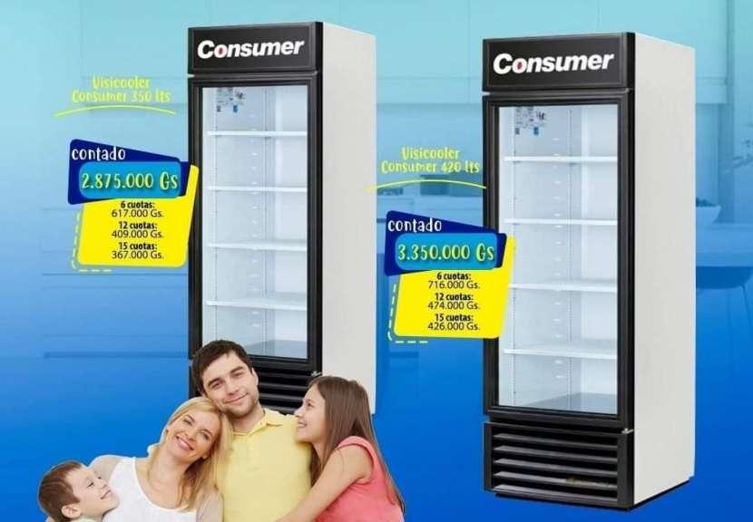 Visicooler Consumer - 0
