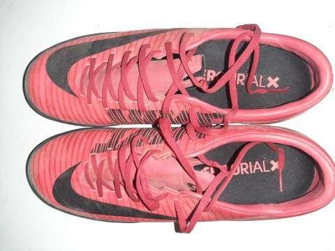 Botín Nike Mercurial X, todo terreno - 0