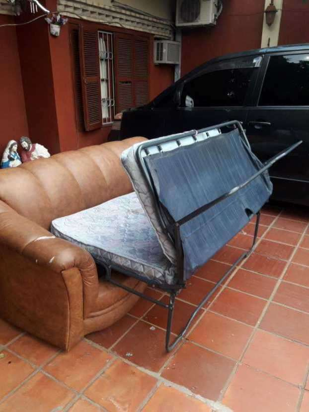 Sofá cama americano - 4