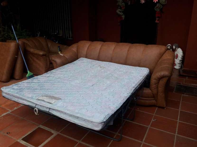 Sofá cama americano - 5