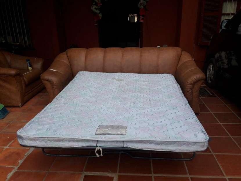 Sofá cama americano - 6