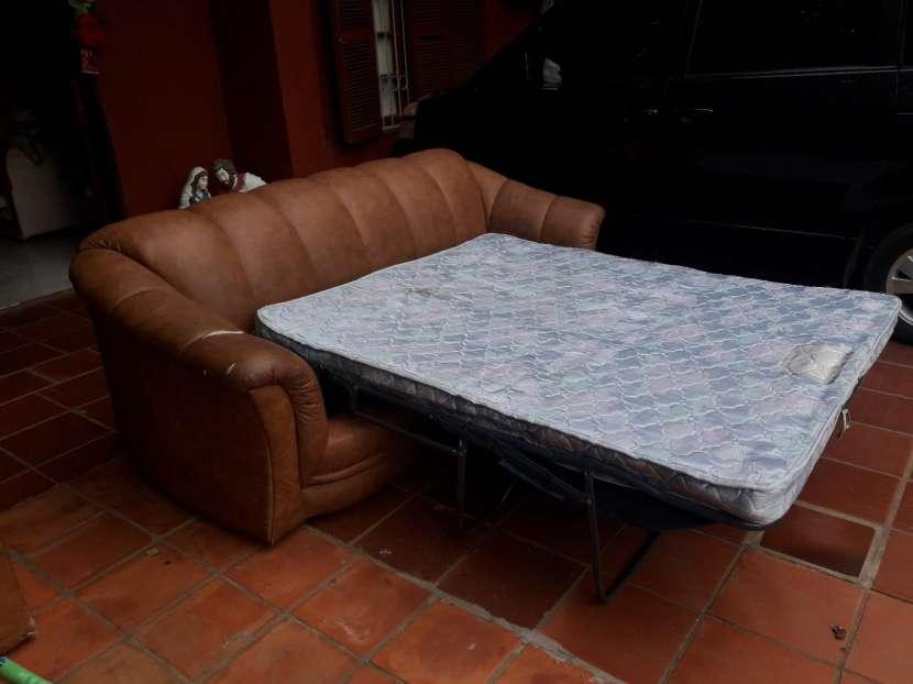 Sofá cama americano - 7
