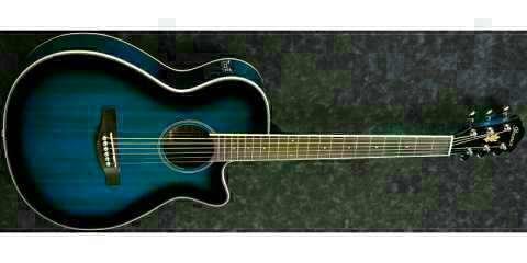 Guitarra Electroacústica Ibanez - 2