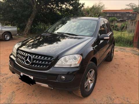 Mercedes Benz ML 350 2006 - 0