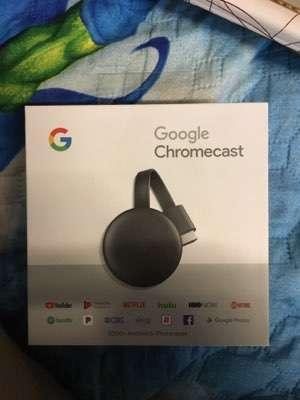 Chromecast 3 - 0