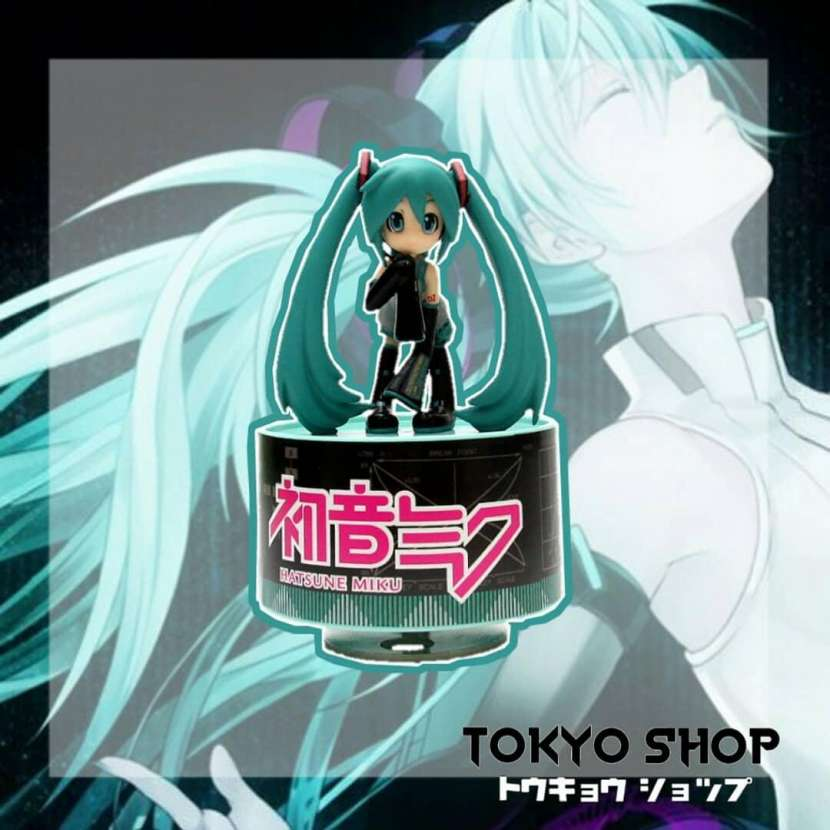 Caja musical de Hatsune miku - 0