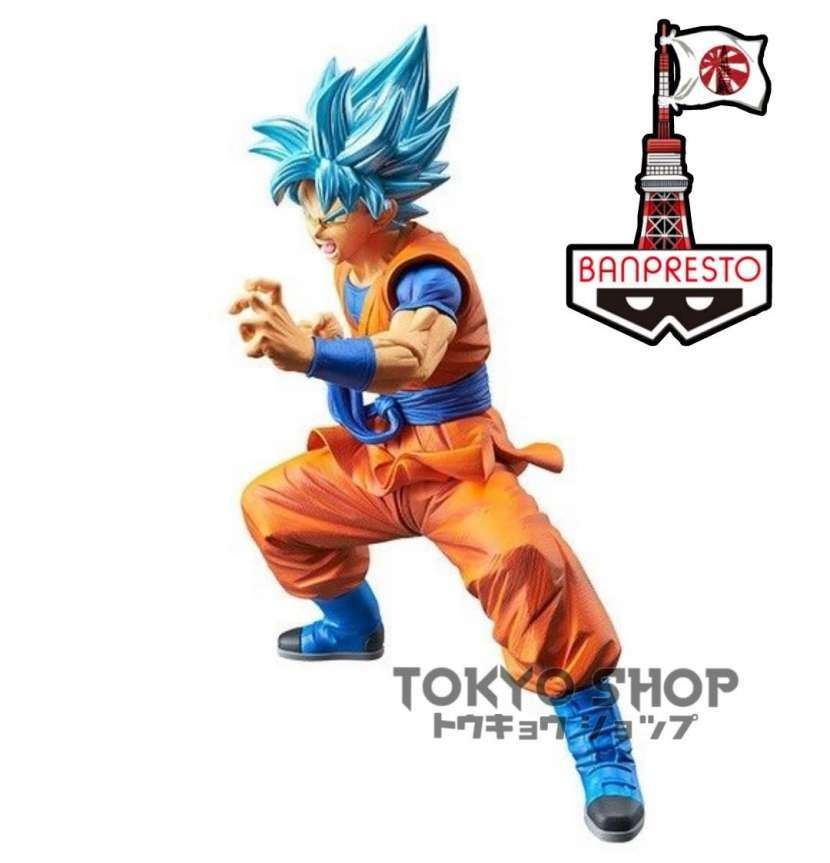 Figura de Goku Dragon Ball Super - 0