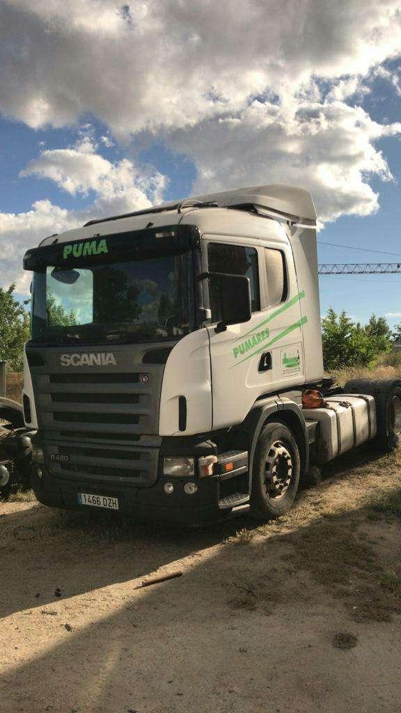 Scania R420 2006 - 0