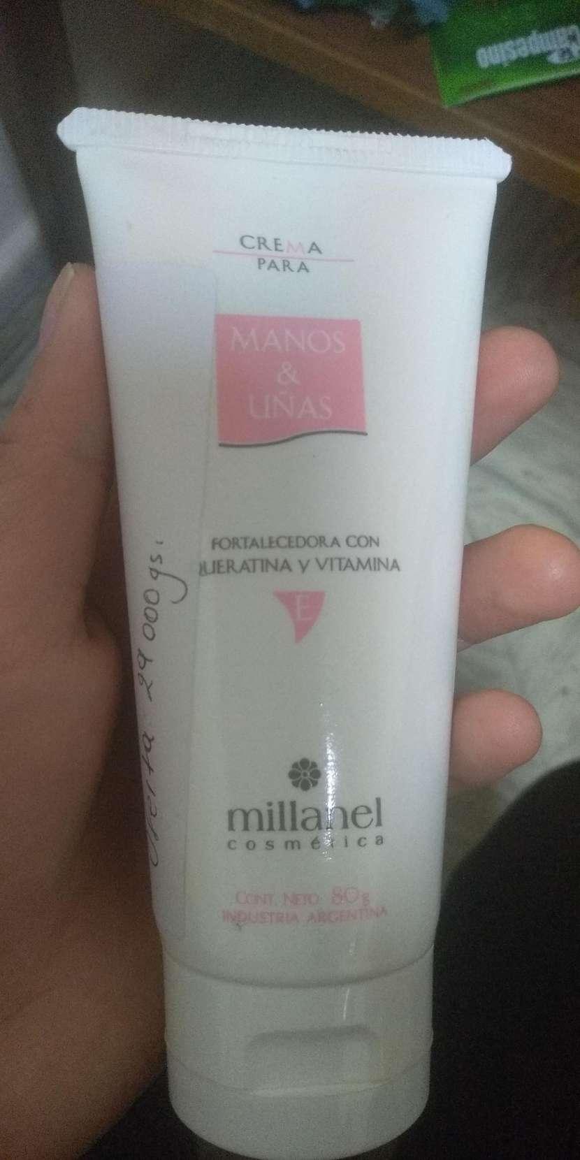 Crema para manos Millanel - 0