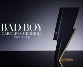 Perfume Bad Boy Carolina Herrera 100 ml