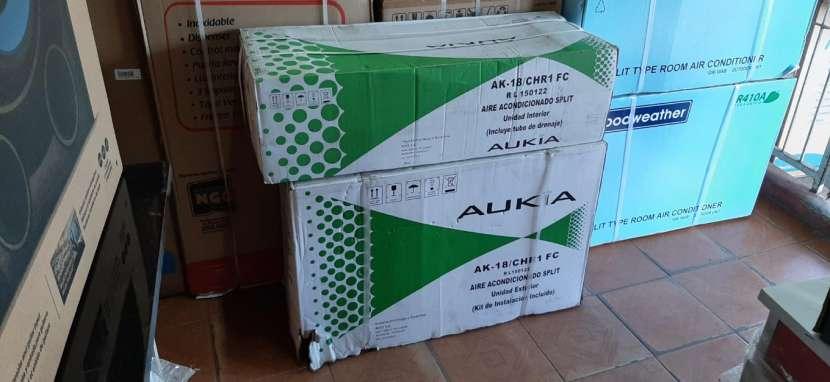 Aire acondicionado Aukia de 18.000 BTU - 0