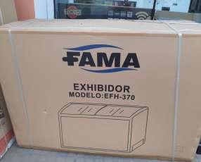 Congelador Fama para helado 370 lts