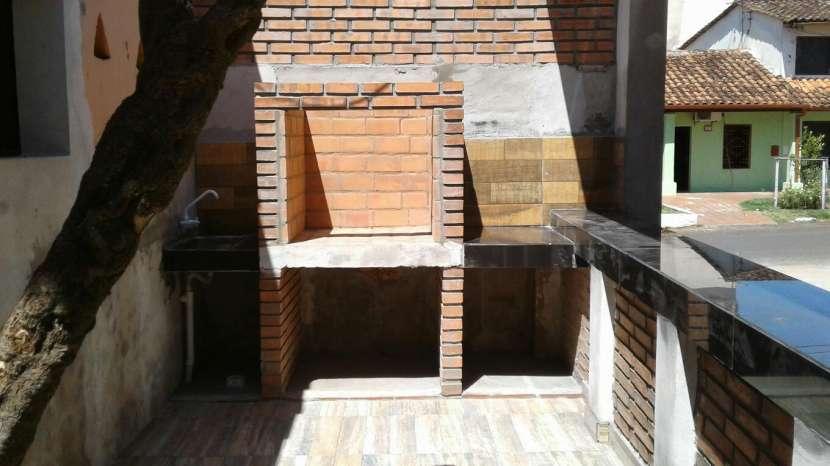 Construcción de casas económicas y quinchos de ladrillo visto - 0