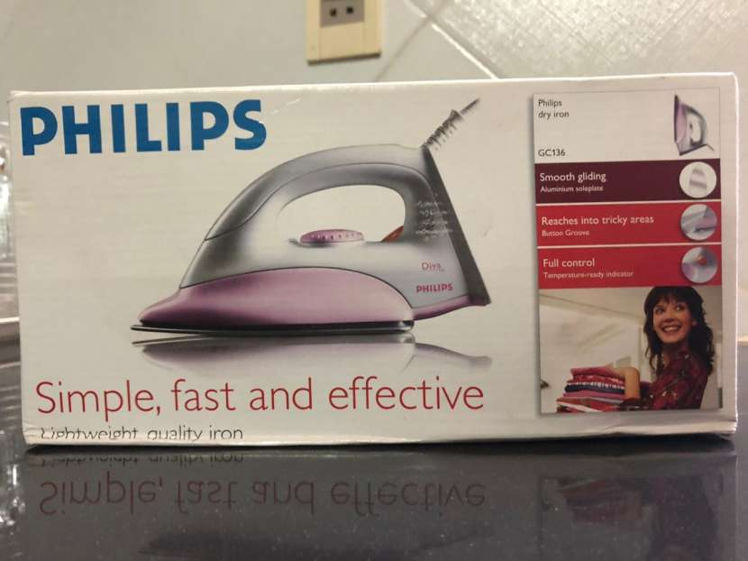 Plancha Philips - 0