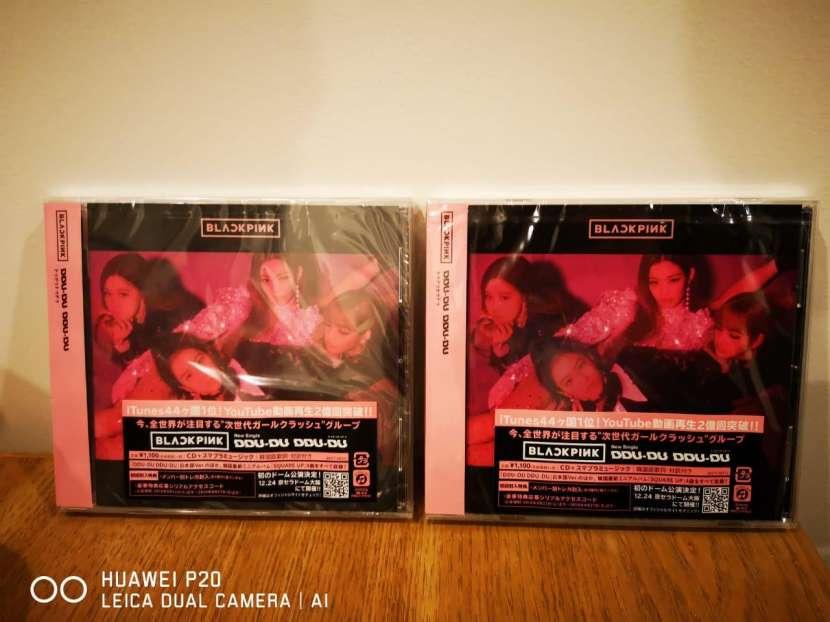 Cd's de black Pink - 1