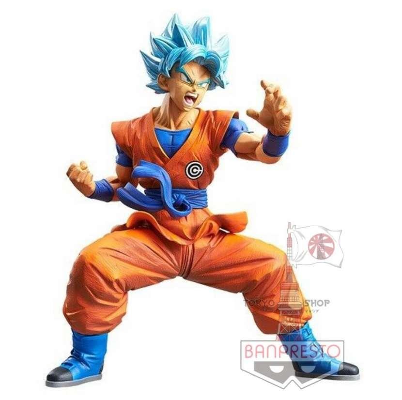 Figura de Goku Dragon Ball Super - 1