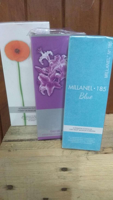 Perfumes maquillajes y cremas Millanel - 1
