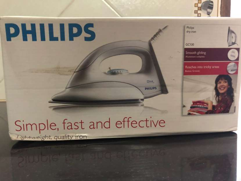 Plancha Philips - 1