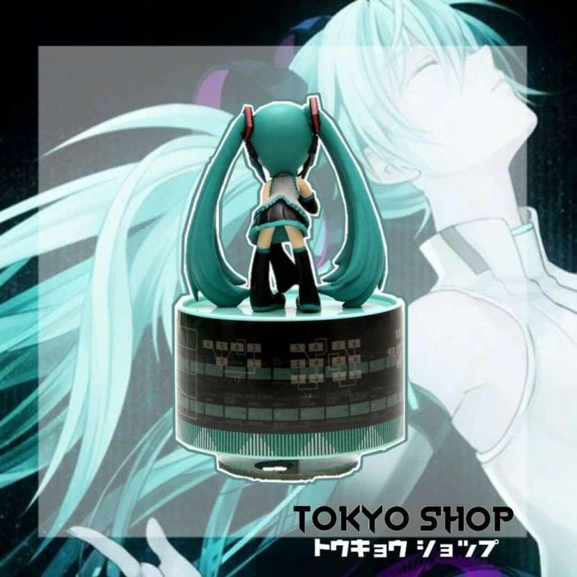Caja musical de Hatsune miku - 2