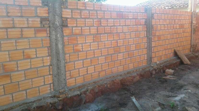 Construcción de casas económicas y quinchos de ladrillo visto - 4