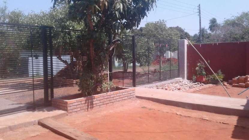 Construcción de casas económicas y quinchos de ladrillo visto - 6